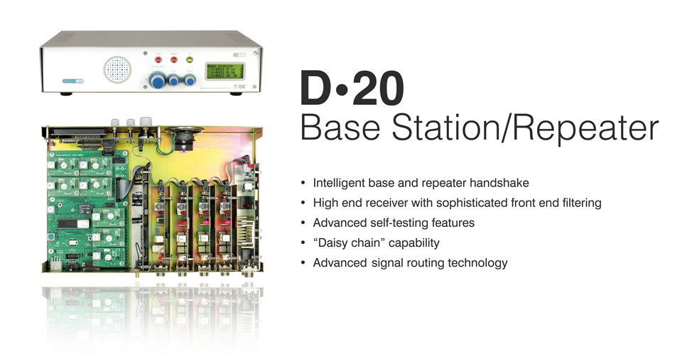 D20 Base Station / Repeater