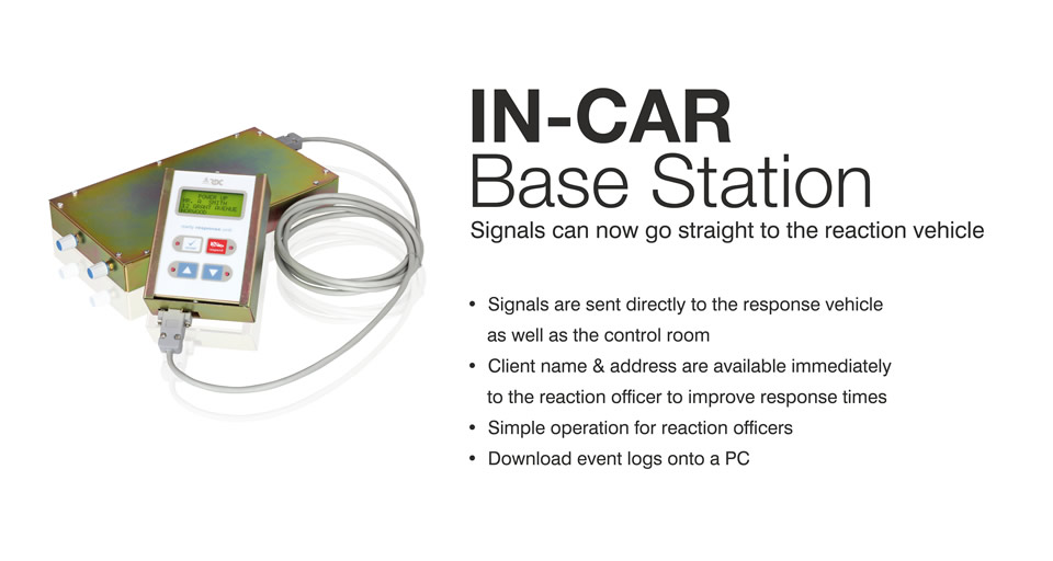 In-Car Base Station