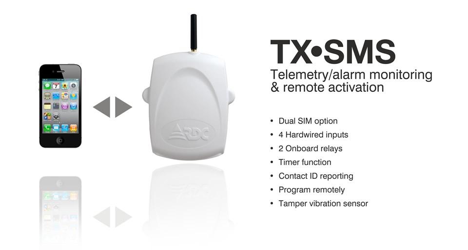 tx  alarm monitoring  u0026 remote activation